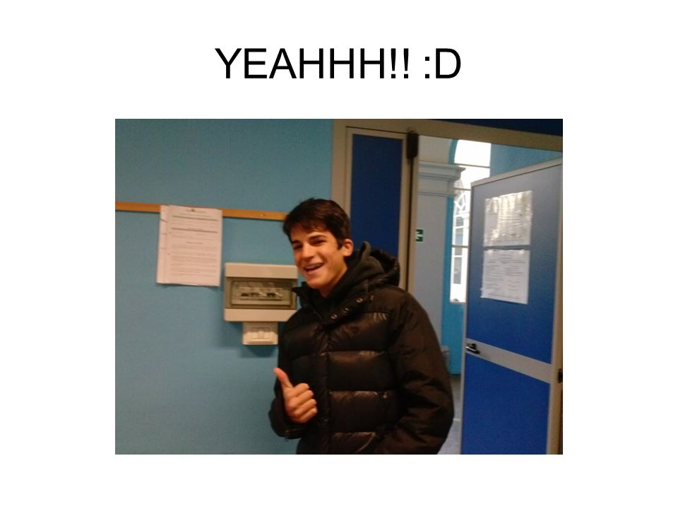 YEAHHH!! :D