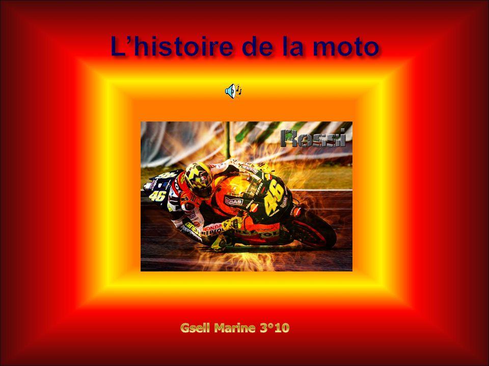 Lhistoire de la moto