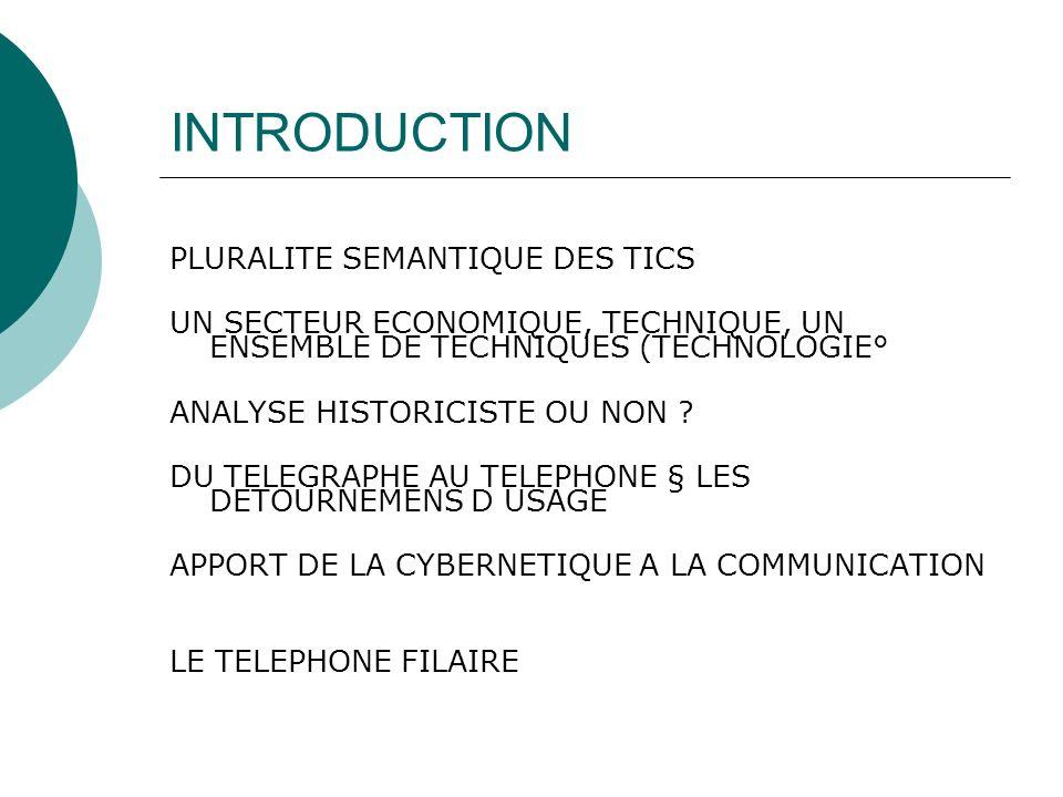 PLURALITE SEMANTIQUE DES NTIC Les NTIC ou TIC .
