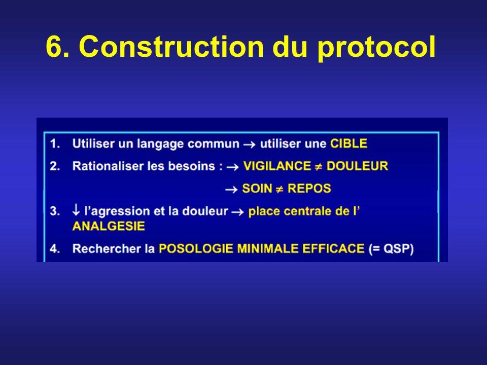 6. Construction du protocol