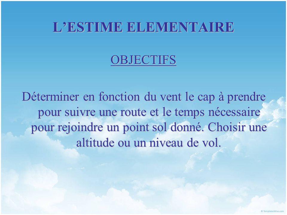 LESTIME ELEMENTAIRE V.