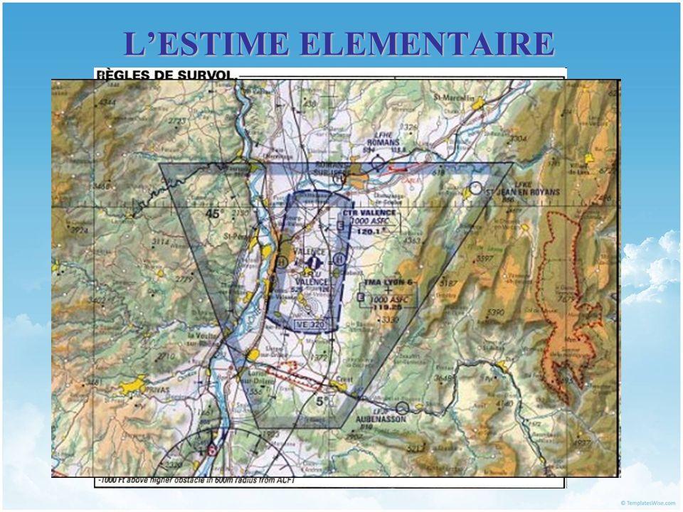 LESTIME ELEMENTAIRE V. CHOIX DE LALTITUDE