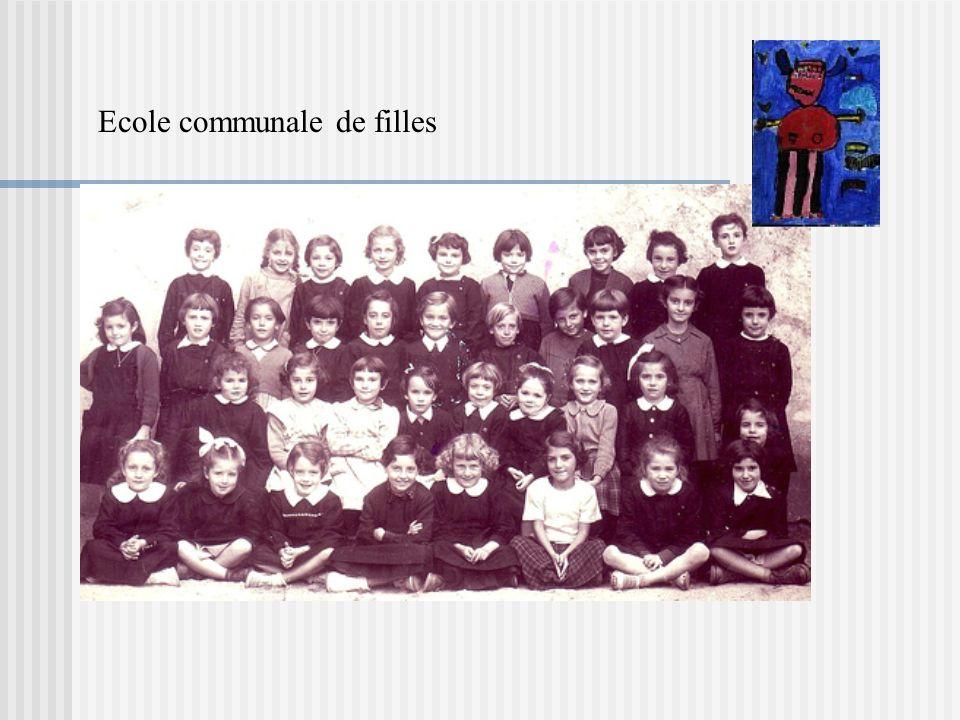 Ecole communale de filles