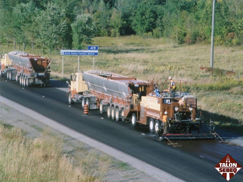 v 2.324 Produits disponibles Enrobé coulé à froid de type Roadlift –en continu