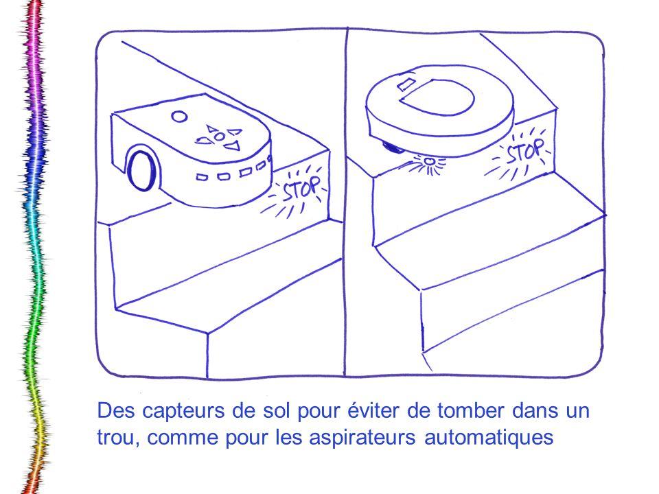 Un capteur de température comme dans les thermomètres digitaux