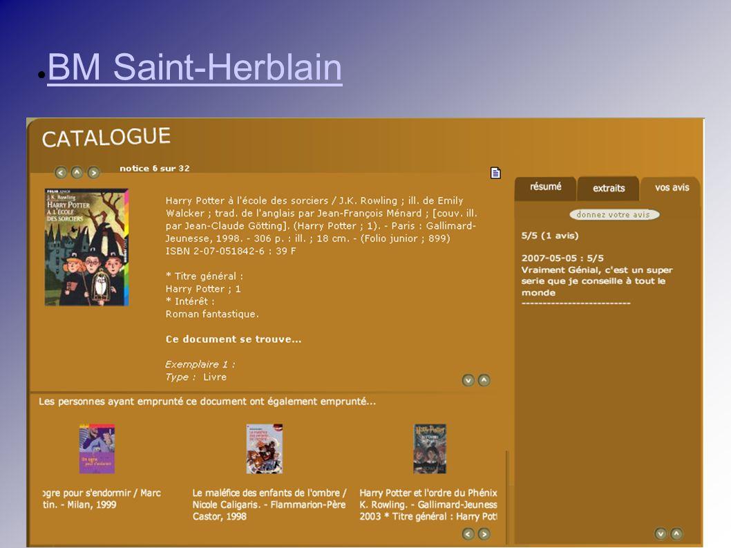 BM Saint-Herblain