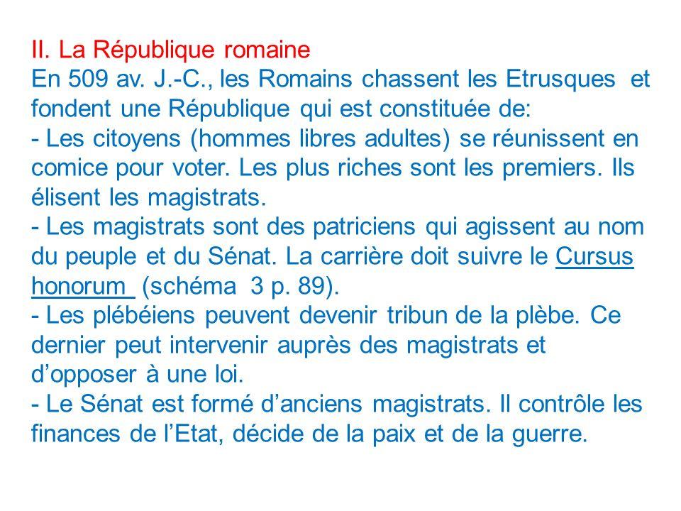 La devise de la République romaine Senatus Populus Que Romanus : « le Sénat et le peuple romain »