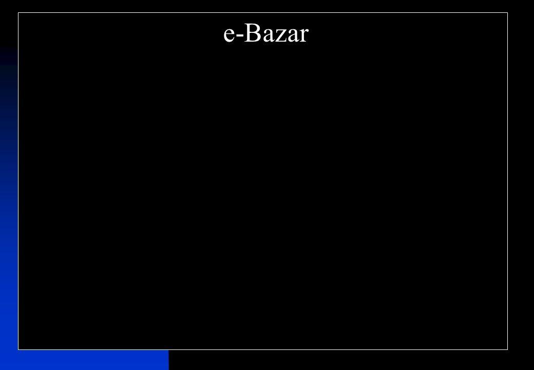 e-Bazar