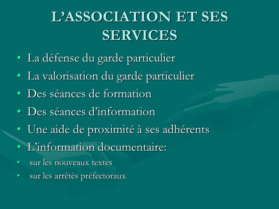 U nion F édérale des G ARDES P ARTICULIERS 27 Des compétences pour la sauvegarde de lenvironnement et la protection de la nature