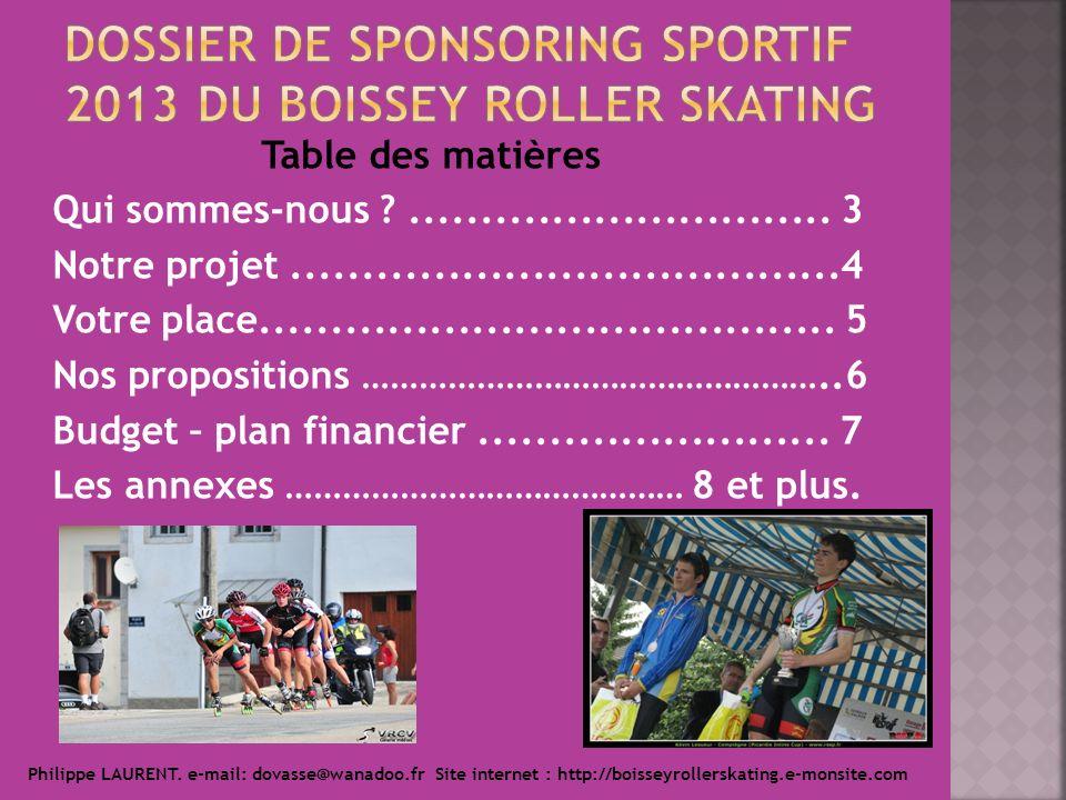 Club créé en Mars 1984, par Marcel LEJEUNE et Micheline MAZUR, dans le but de proposer une activité sportive aux jeunes filles de Boissey le Châtel.
