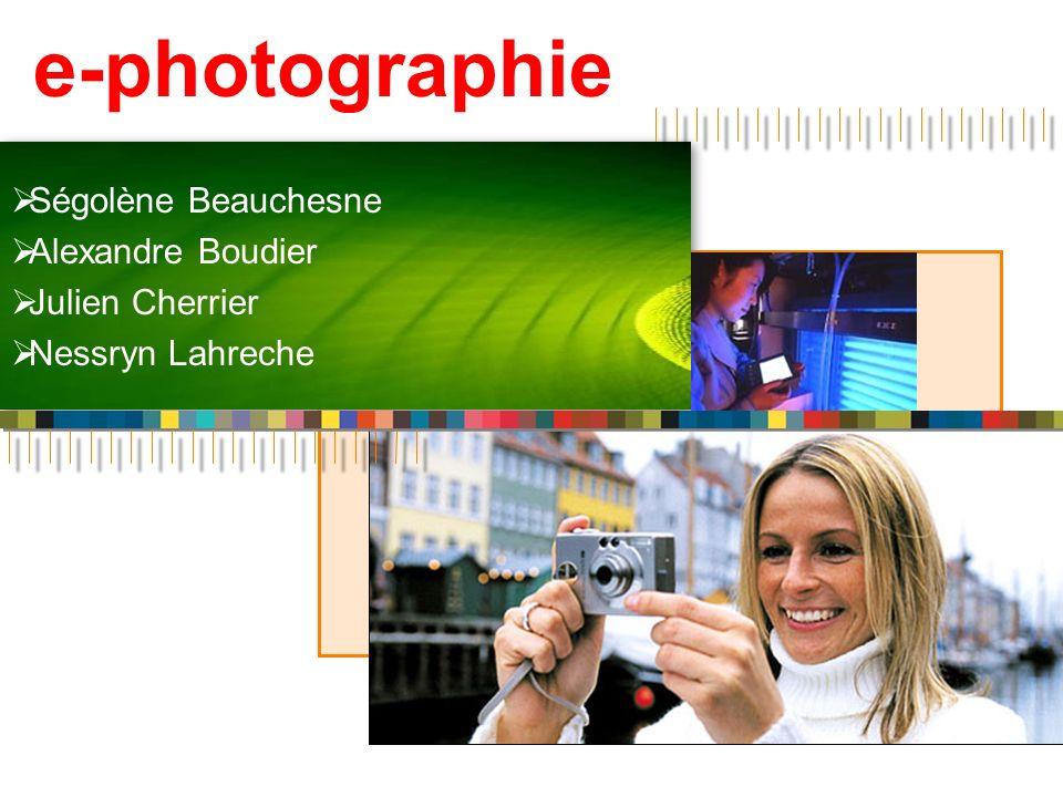 e-photographie Ségolène Beauchesne Alexandre Boudier Julien Cherrier Nessryn Lahreche
