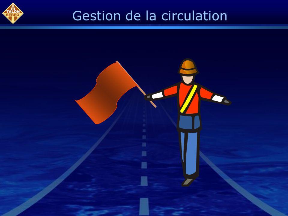 Gestion de la circulation