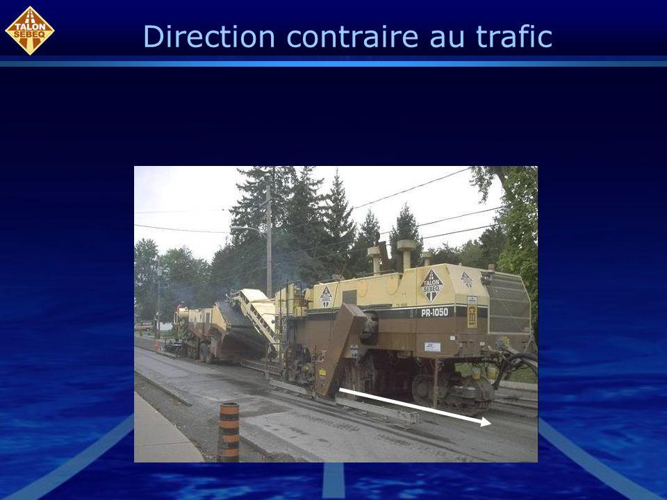 Direction contraire au trafic
