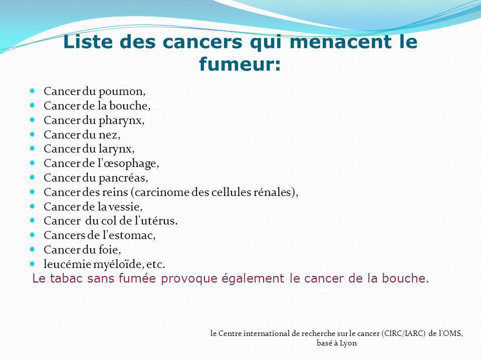 Les cancers communs en Afrique: Cancer du col de lutérus, Cancer du sein, Cancer de la prostate, Cancer de lestomac, Cancer primitif du foie