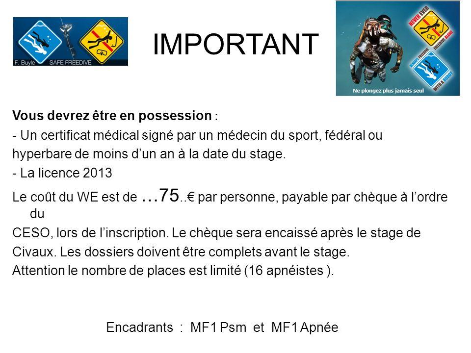 4 X 1 heure de Fosse Programme prévisionnel du stage : Départ en co-voiturage (le lieu sera en fonction des participants) aux environs de 7H00 le samedi 13 avril 2013.