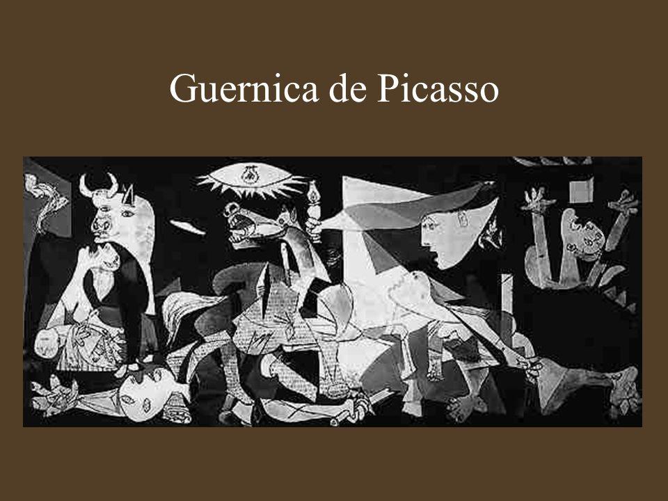 Guernica Les avions italiens et allemands expérimentèrent en Espagne les tactiques meurtrières des bombardements de terreur sur les populations civile