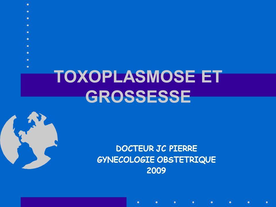 1-RAPPEL 1-Généralités : Maladie parasitaire liée à Toxoplasma gondii Affection bénigne chez le sujet non immunodéprimé mais responsable de lésions chez le fœtus en particulier neurologiques et oculaires.