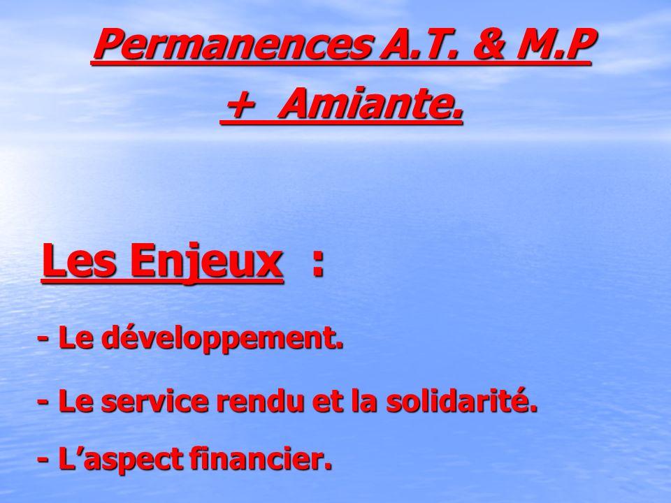- Formations A.T.- M.P.- Formations A.T.- M.P. Permanences A.T.