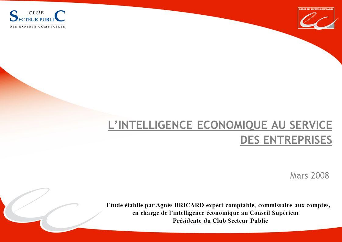 Page 2 SOMMAIRE : Partie I - Un enjeu des pouvoirs publics, notamment pour le soutien des activités stratégiques des PME p.