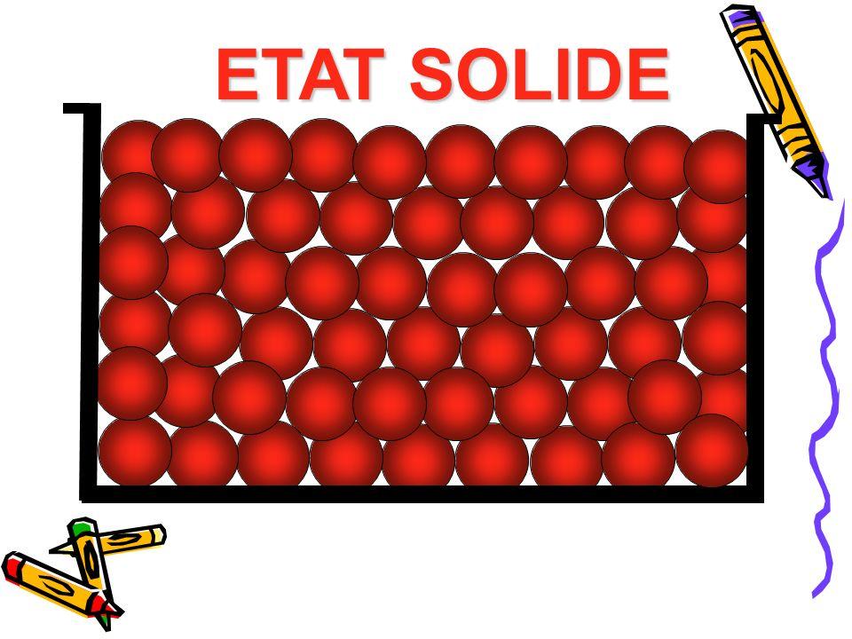 ETAT SOLIDE