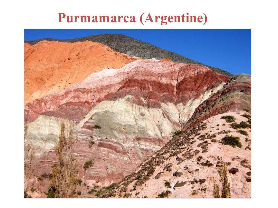 Purmamarca (Argentine)