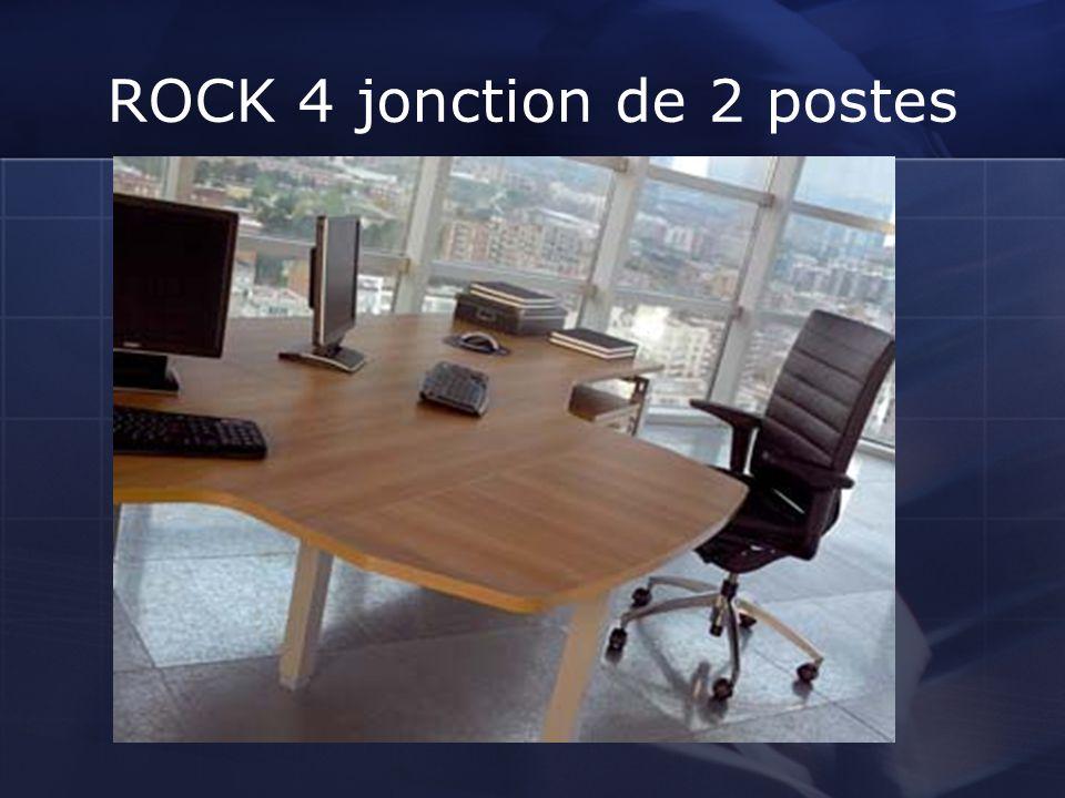 ROCK 4 jonction de 2 postes