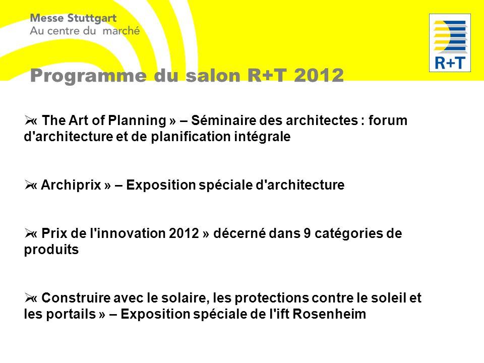 « The Art of Planning » – Séminaire des architectes : forum d'architecture et de planification intégrale « Archiprix » – Exposition spéciale d'archite