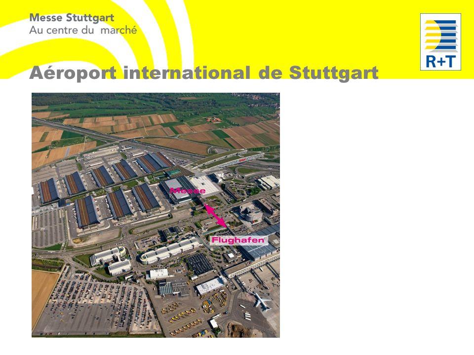 Aéroport international de Stuttgart