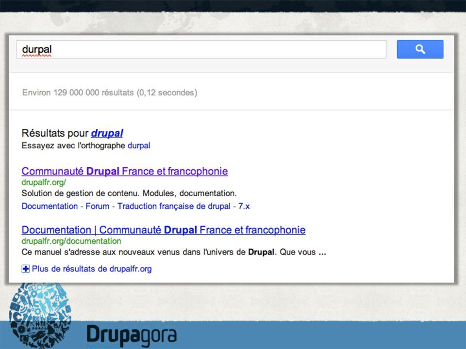 La recherche par défaut sous Drupal 7 > Une solution « Out of the box ».