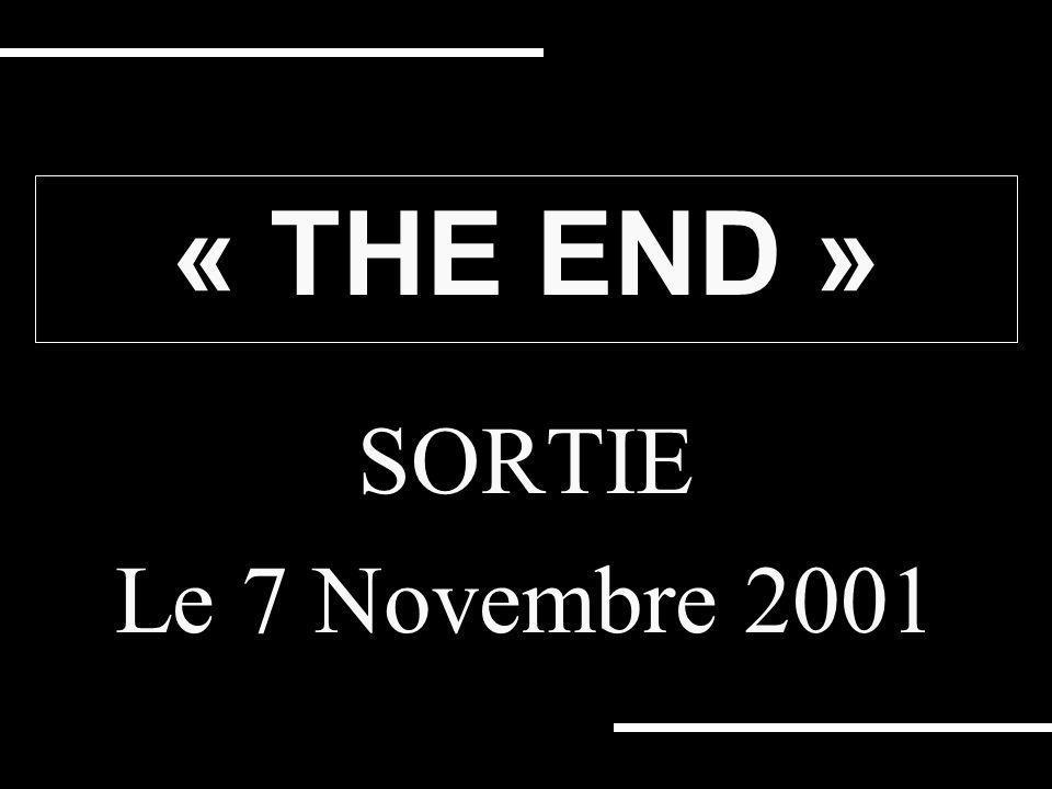 CONCLUSION Un film exceptionnel déjà été récompensé au Festival International du film de Cannes 2001 par le prix de la mise en scène Il est important
