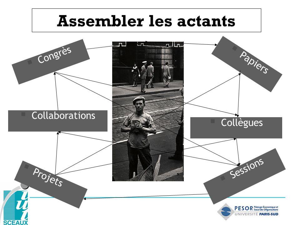 Assembler les actants Man Holding Bricks W. Eugene Smith, Pittsburgh 1944 Congrès Papiers Sessions Projets Collègues Collaborations