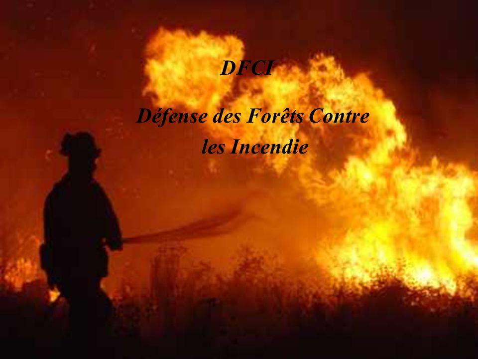 16 DFCI Défense des Forêts Contre les Incendie
