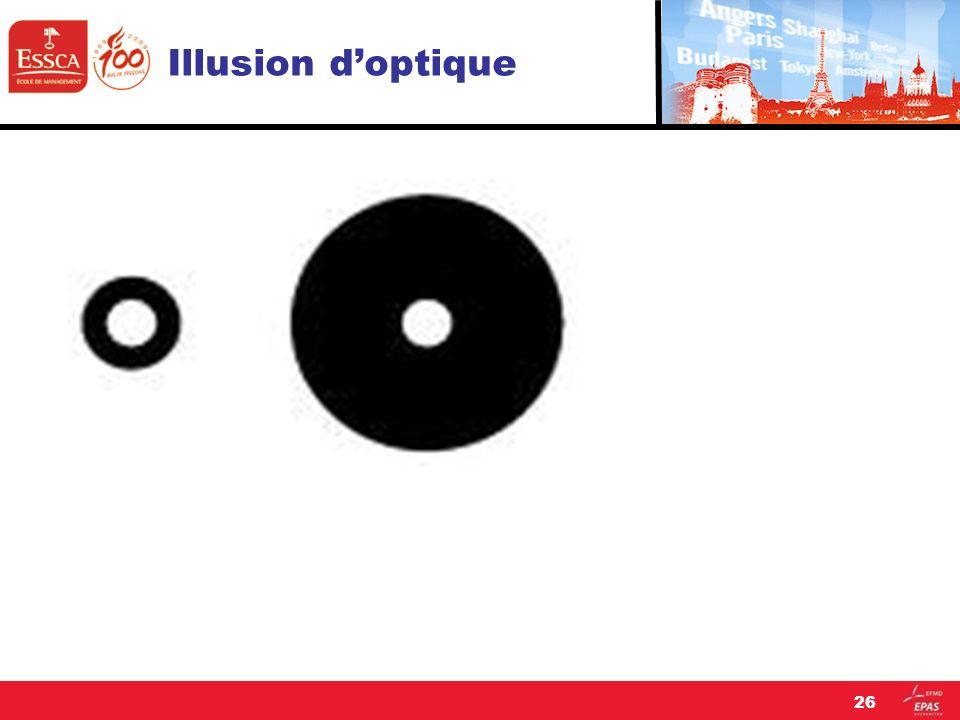 Illusion doptique 26