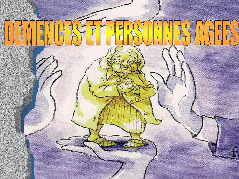 Définition: Perturbation acquise et daggravation progressive des fonctions intellectuelles touchant divers secteurs des aptitudes mentales et provoquant un dysfonctionnement cérébral ( Cummings et Benson 1983)