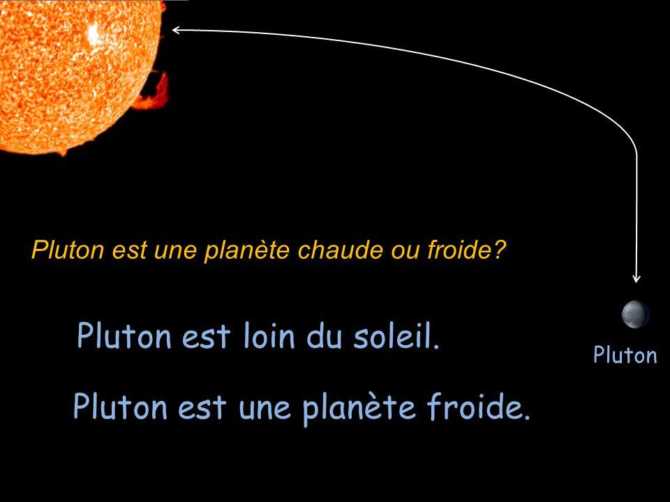 Mercure Mercure est près du soleil. Mercure est une planète chaude. Mercure est une planète chaude ou froide?