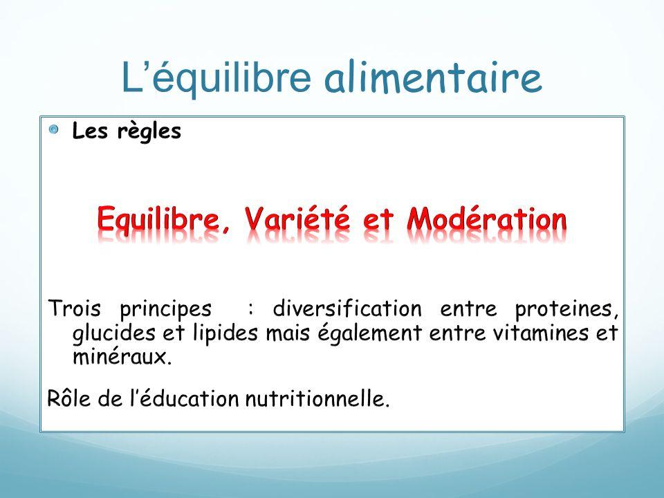 Léquilibre alimentaire 4. Le lait et les produits laitiers