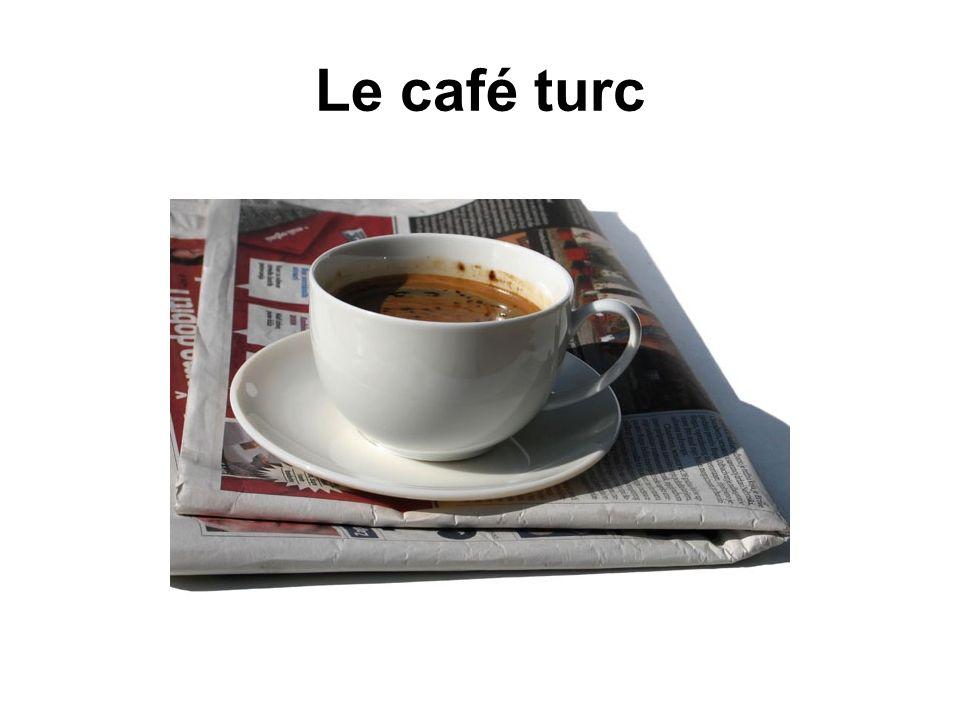 Le café turc