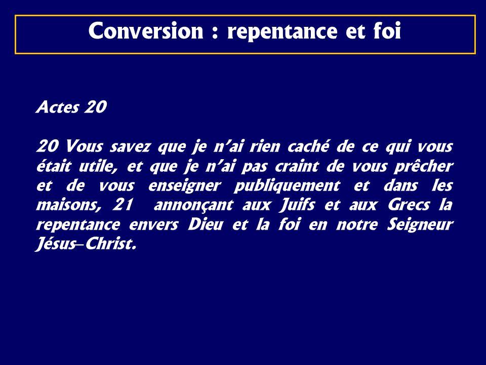 Actes 20 20 Vous savez que je nai rien caché de ce qui vous était utile, et que je nai pas craint de vous prêcher et de vous enseigner publiquement et