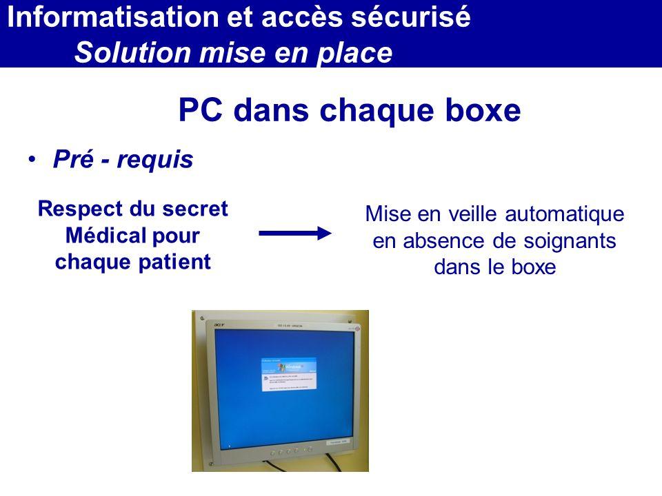 MEDEC - Congrès 2006 : Forum de lInformatique et des N.T.I.C Santé, le vendredi 17 Mars Pré - requis PC dans chaque boxe Respect du secret Médical pou