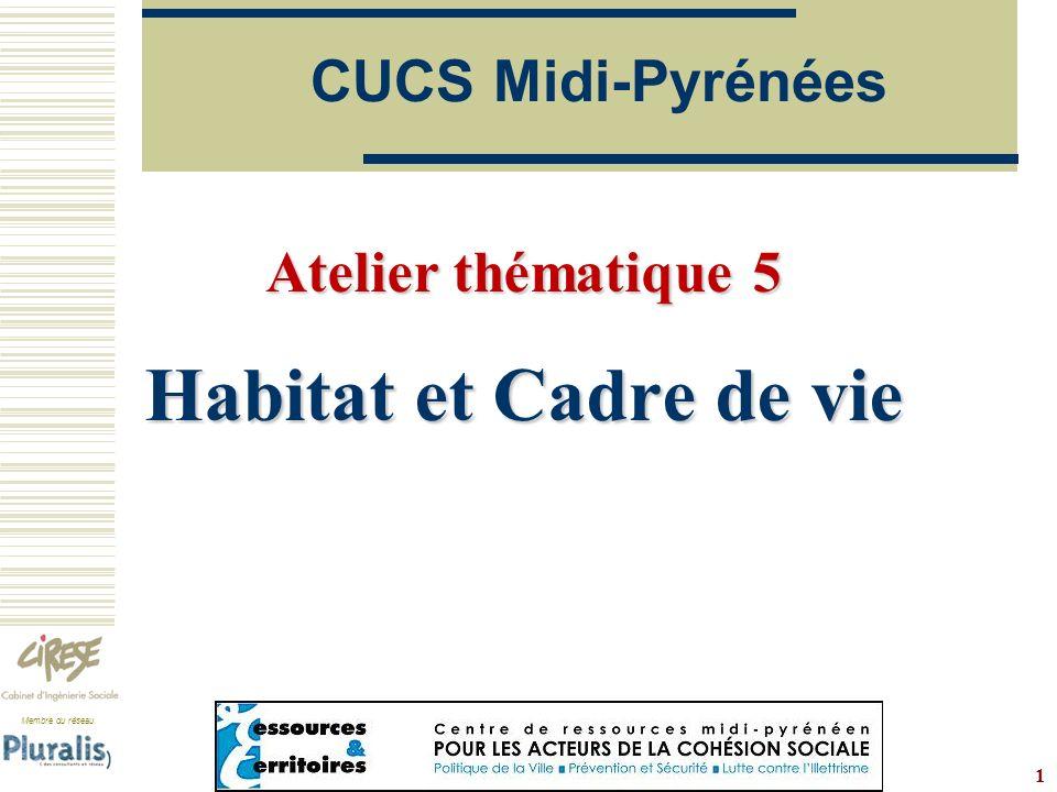 www.cirese.fr 22 CUCS Montauban Développer une culture commune de travail et se doter doutils daide à la décision (diagnostics, formation des acteurs).