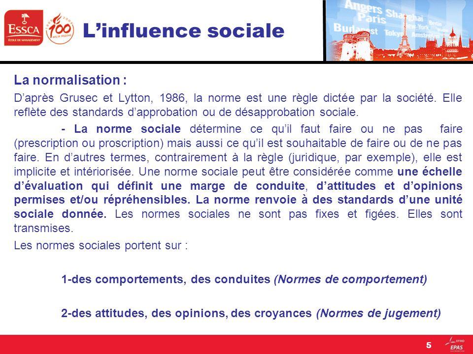 Linfluence sociale Engagement et dissonance Quest-ce que la théorie de lengagement .