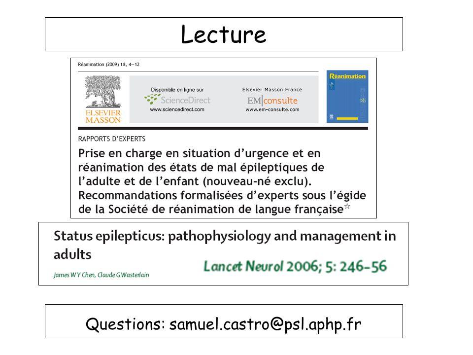 Lecture Questions: samuel.castro@psl.aphp.fr