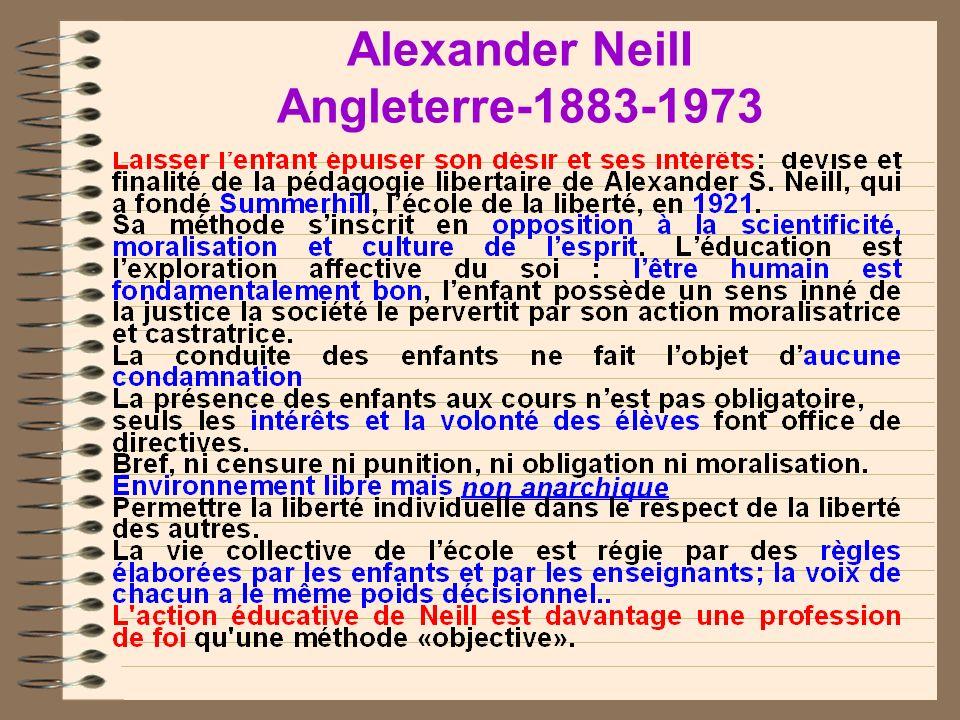 Célestin Freinet France-1896-1966