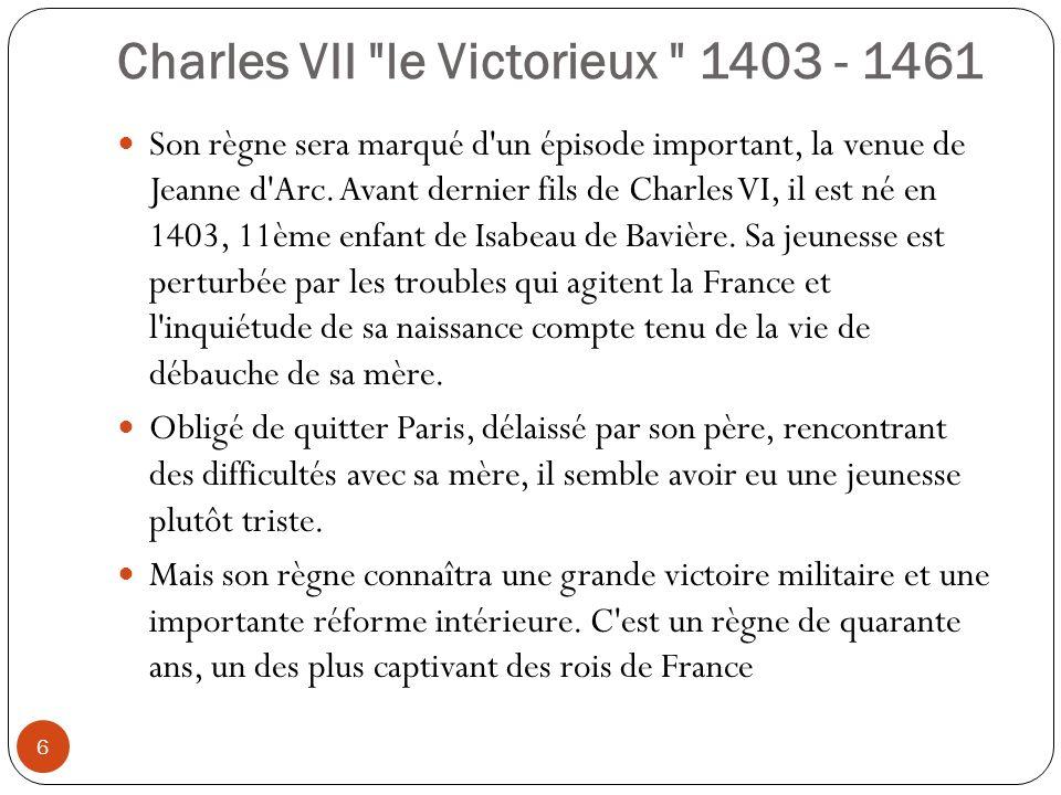 La France divisée au XIV° siècle 7 Le roi dAngleterre Édouard III revendiquait le trône de France suite au traité de Troyes mais la noblesse française sy opposait et voulait que la couronne revienne au fils du défunt Charles VI, le dauphin Charles.