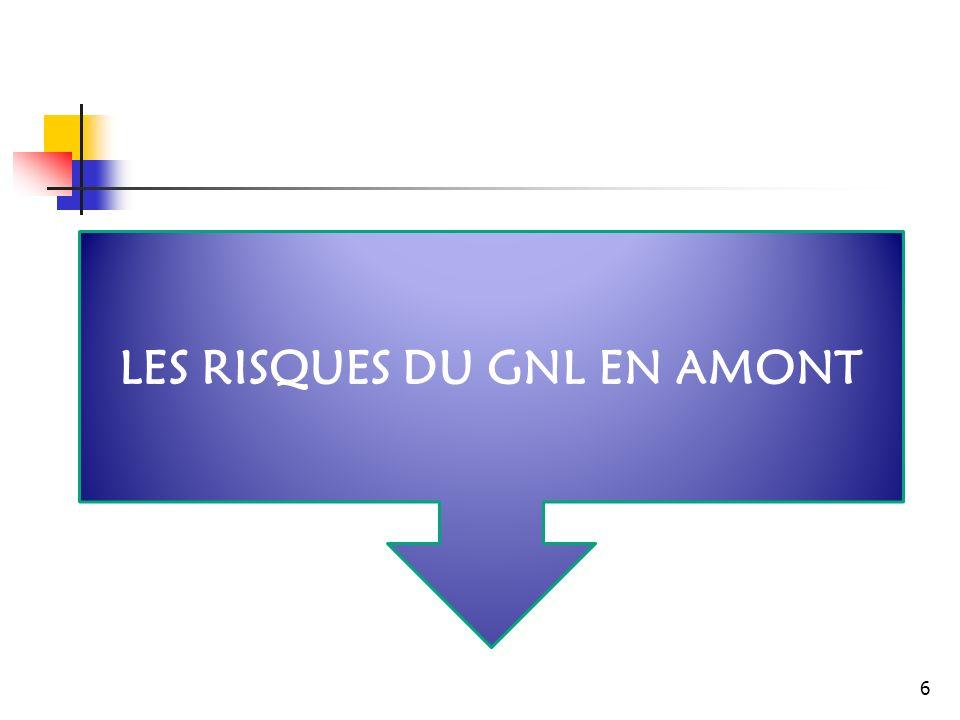LES RISQUES DU GNL EN AMONT 6