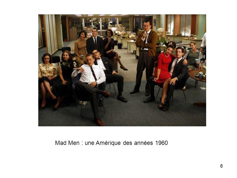 6 Mad Men : une Amérique des années 1960