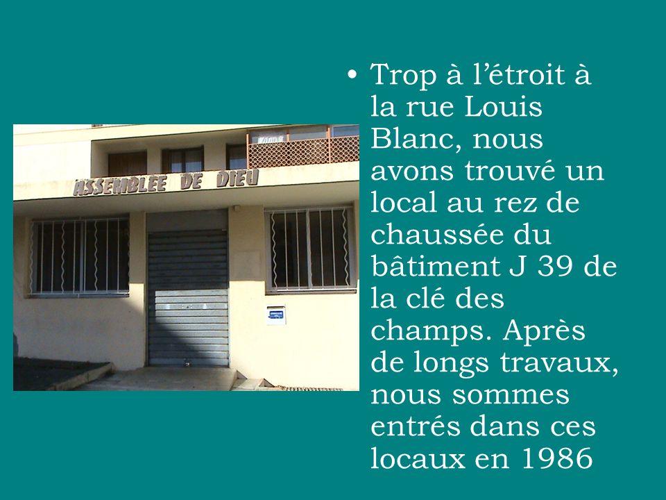 Michel Samso Mr Michel Samso a succédé à Mr Gimenez du premier août 1985 au trente novembre 1989 Puis il a laissé sa place à ….