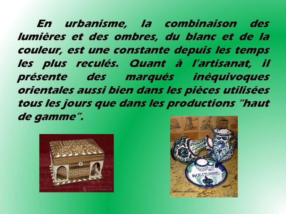 Cet art se trouve également dans les souks des villes du Maghreb et du Proche Orient.