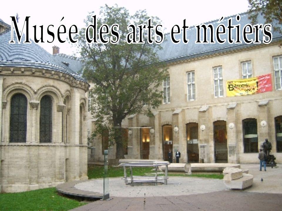 En 1794, l abbé Grégoire fonde le Conservatoire des Arts et Métiers.