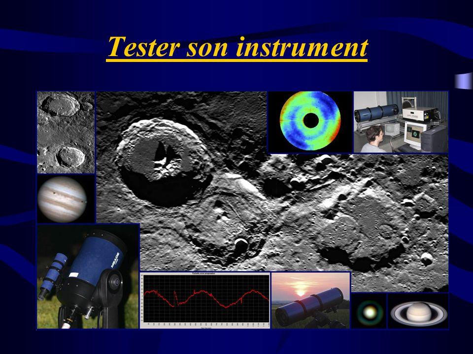 Tester son instrument